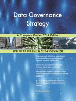 Data Governance Strategy A Complete Guide - 2019 Edition