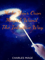 Make Your Own Magick Wand The Intuitive Way