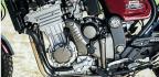 Project Triumph CRK Café Racer part 4 Damn and blast!