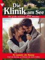 Die Klinik am See 52 – Arztroman