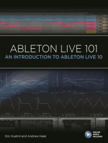 Ableton Live 101: An Introduction to Ableton Live 10
