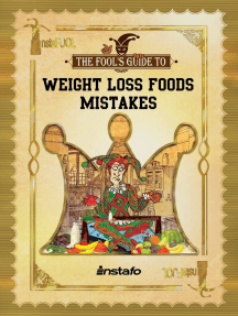 Weight Loss Foods Mistakes: 15 Healthy Foods to Avoid when Losing Weight and Dieting
