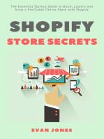 Shopify Store Secrets