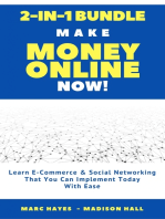 Make Money Online Now! (2-in-1 Bundle)
