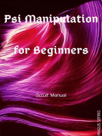 Psi Manipulation for Beginners