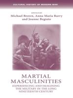 Martial masculinities