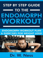 Step by Step Guide to The Endomorph Workout