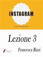 Instagram Lezione 3