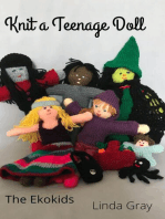 Knit a Teenage Doll