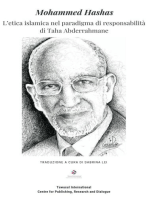 L' etica islamica nel paradigma di responsabilità di Taha Abderrahmane