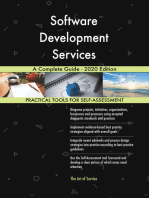 Software Development Services A Complete Guide - 2020 Edition