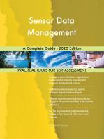 Sensor Data Management A Complete Guide - 2020 Edition