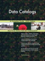 Data Catalogs A Complete Guide - 2020 Edition