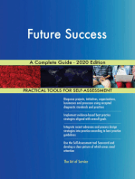 Future Success A Complete Guide - 2020 Edition