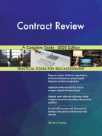 Contract Review A Complete Guide - 2020 Edition
