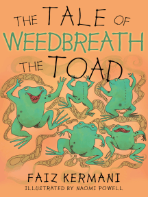 The Tale of Weedbreath the Toad