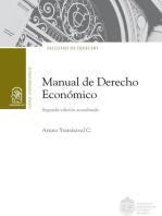 Manual de Derecho Económico: Segunda edición actualizada
