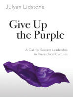 Give Up the Purple