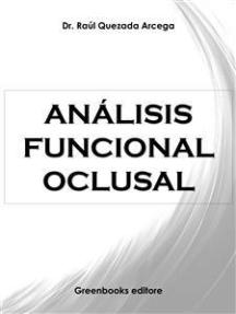 Análisis Funcional Oclusal