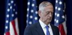 In Book, Former Defense Chief Mattis Sideswipes President Trump's Leadership Skills