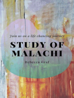 Study of Malachi