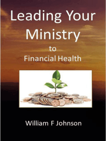 Leading Your Ministry to Financial Health