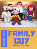 Family Guy Crochet Patterns