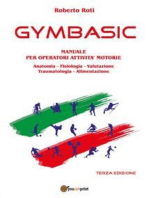 GYMBASIC manuale per operatori attività motorie