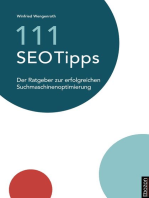 111 SEO Tipps