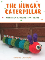 The Hungry Caterpillar Crochet Pattern