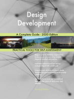 Design Development A Complete Guide - 2020 Edition