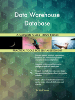Data Warehouse Database A Complete Guide - 2020 Edition