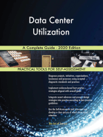 Data Center Utilization A Complete Guide - 2020 Edition