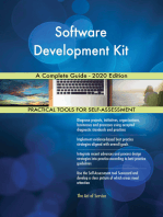 Software Development Kit A Complete Guide - 2020 Edition