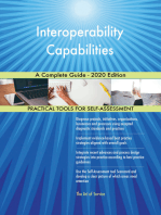 Interoperability Capabilities A Complete Guide - 2020 Edition