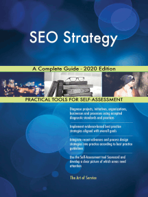 SEO Strategy A Complete Guide - 2020 Edition