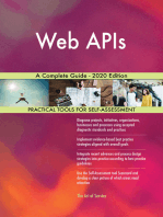Web APIs A Complete Guide - 2020 Edition
