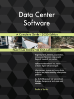 Data Center Software A Complete Guide - 2020 Edition