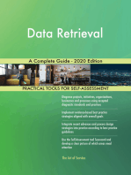 Data Retrieval A Complete Guide - 2020 Edition