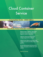 Cloud Container Service A Complete Guide - 2020 Edition