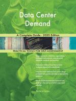 Data Center Demand A Complete Guide - 2020 Edition