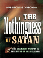 The Nothingness of Satan