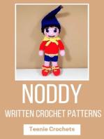 Noddy Crochet Patterns