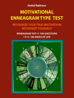Motivational Enneagram Type Test: Recognize Your True Motivation! Recognize Yourself!