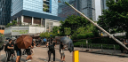 Why Hong Kongers Are Toppling Lampposts
