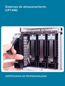 UF1466 - Sistemas de almacenamiento