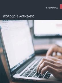 Word 2013 Avanzado