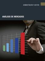 Análisis de mercados