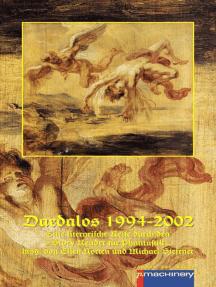 """DAEDALOS 1994-2002: Eine literarische Reise durch den """"Story Reader für Phantastik"""""""
