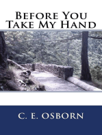 Before You Take My Hand